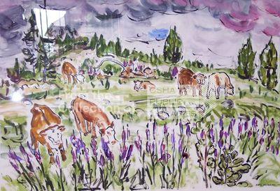 Comic Cows
