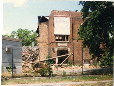 LH2913 Mary Street School - Demolition (2)