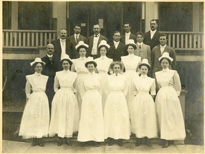 LH2892 Oshawa General Hospital - Staff Photo