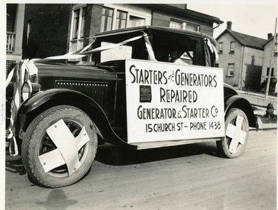 LH2860 Chapman's Auto Parade - Generator & Starter Co.