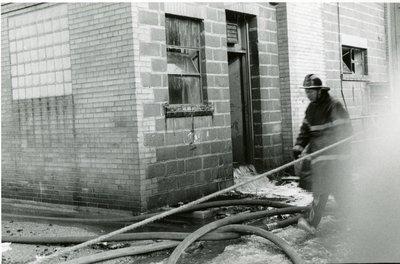 LH2846 Building Fire