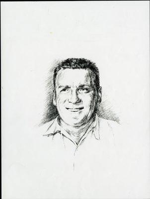 LH0027 Sketch of Jess Hann