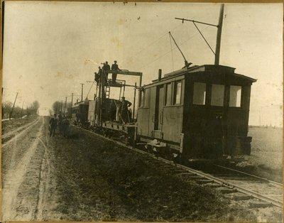 LH2730 Trains - Oshawa Railway co.