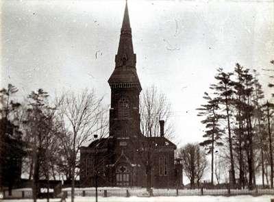 LH0704 Nineteenth Century Church