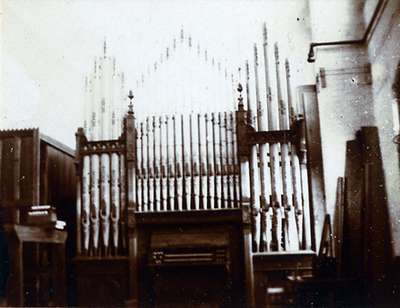 LH0789 Williams Piano Co. Pipe Organ