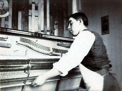 LH0798 Williams Piano co. - Buckley, Francis Daniel