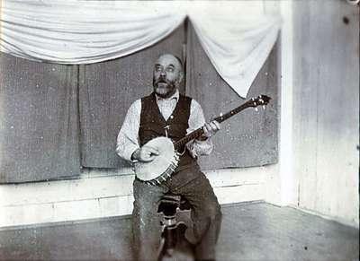 LH0808 Jacques, Jimmy - Taking a Banjo Break