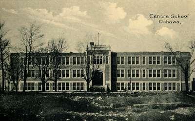 "LH1036 ""Centre School, Oshawa"""