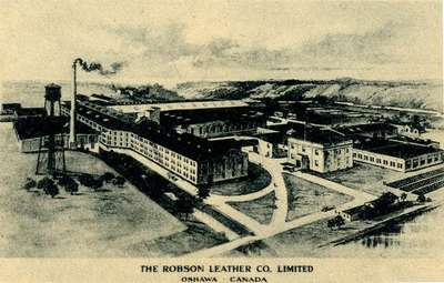 LH1045 The Robson Leather co. exterir