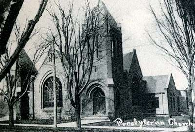 LH1046 St. Andrew's Presbyterian Church - exterior