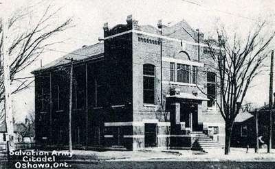 LH1049 Salvation Army - Citadel office