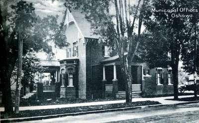 LH1053 Municipal Offices - Oshawa