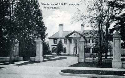LH1054 Residence - Parkwood Estate - McLaughlin, R.S.