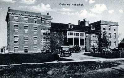 LH1055 Oshawa Hospital