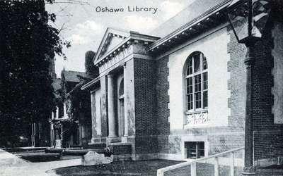LH1062 Oshawa's Carnegie Library