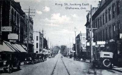 LH1035 King Street - looking east