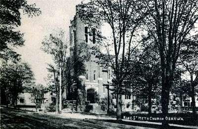 LH1048 King Street Methodist Church - Oshawa
