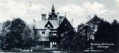 LH1065 Bishop Bethune College