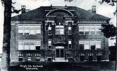 LH1066 High Street School - High School