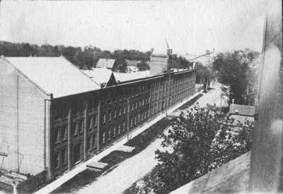Williams Piano Co. Factory