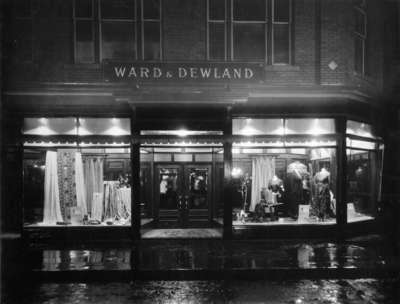 LH1605 Ward & Dewland Storefront