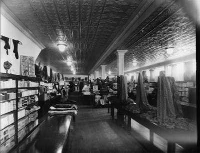LH1607 Ward & Dewland Store Interior