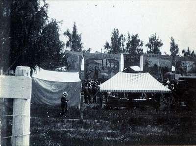 LH0759 Travelling Circus, Alexandra Park