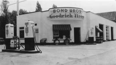 LH1536 Bond Bros. Goodrich Tires (2)