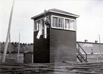 "LH0923 ""Signal Tower, Oshawa Station"""