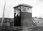 """LH0923 """"Signal Tower, Oshawa Station"""""""