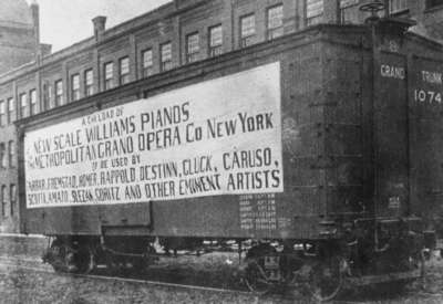 LH1694 Delivery - piano