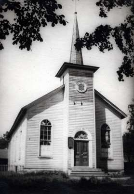 LH1075 Reformed Episcopal Church - Exterior