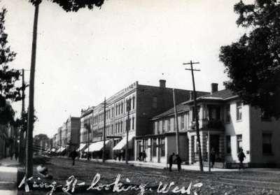 LH1076 King Street - looking West
