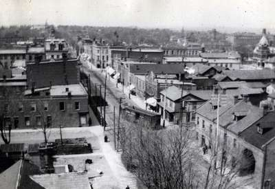 LH1077 View of Oshawa