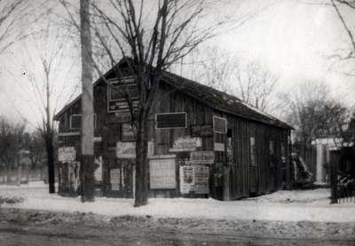 LH1083  Matthew Western's Cooperage Shop