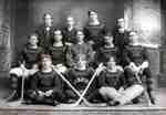 LH1086 Williams Piano co. - Hockey Team
