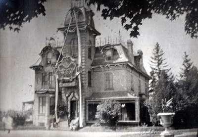 LH1091 Residence - Gibbs, W.H. - Prospect House