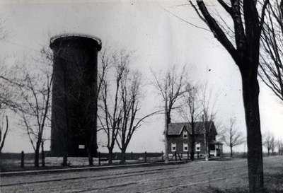 LH1094 Old Oshawa Water Tower