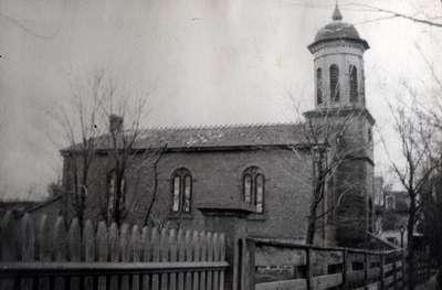 LH1096 Presbyterian Church - Simcoe Street