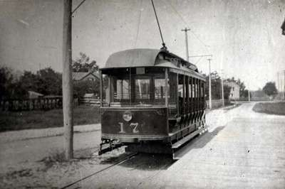 LH1101 Summer Streetcar