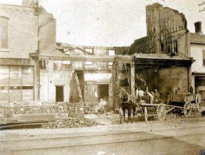 "LH0932 ""Ruins of McCaw's Block"""