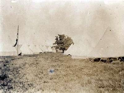 LH0982 Boys' Brigade - Camp, Oshawa-on-Lake (2)