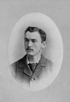 Henry Edmund Morphy Portrait