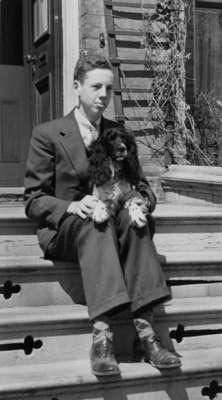 LH1291 Morphy, John Denys - Dog