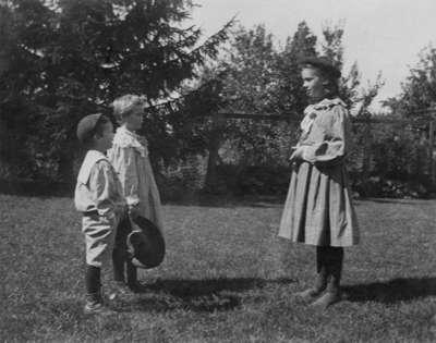 LH1358 Henry Edmund Morphy's Children