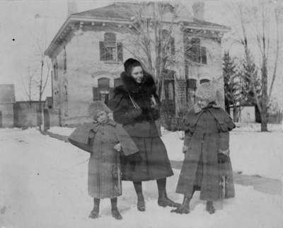 LH1361 Henry Edmund Morphy's Children
