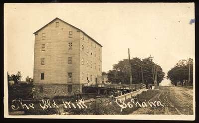 LH0263 Warren Mill