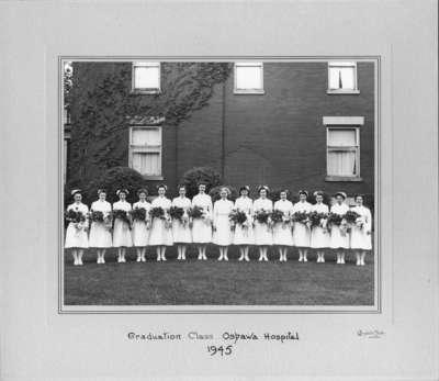 LH2425 OGH Nursing Class of 1945