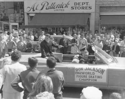 LH1933 Parade - Don Jackson