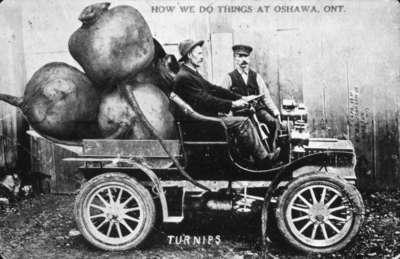 LH2075 How We Do Things In Oshawa - Turnip Truck
